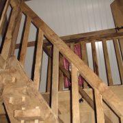 eiken trappen